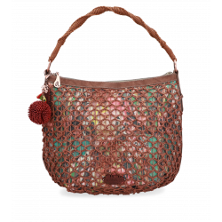 Bolso Red Rafia - Jungle